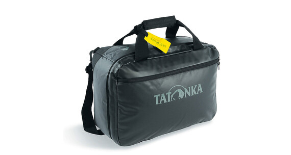 Tatonka Flight Barrel - Bolsas de viaje - negro